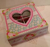 Tea Box ( heart )
