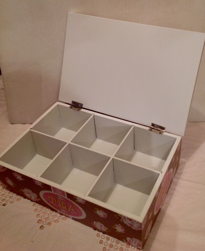 画像2: Tea Box (Home)
