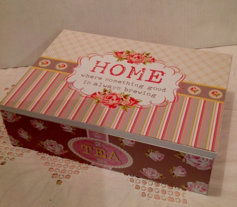 画像1: Tea Box (Home)